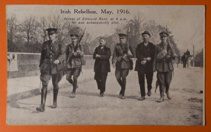 Old Irish Collectable Postcard