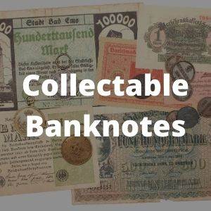 Collectable Banknotes