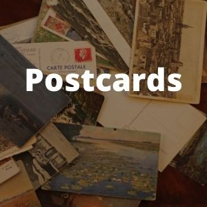 Collectable postcards
