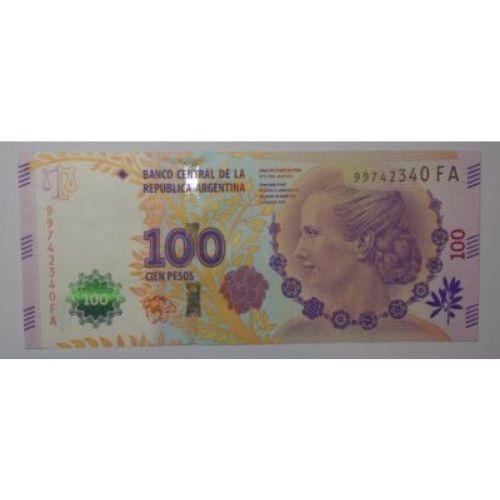 Argentina Banknote
