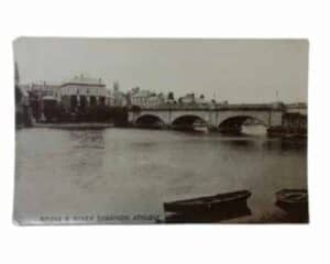 Old Athlone Postcard