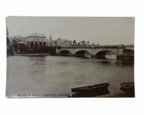 Old Athlone Postcard