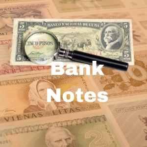 Rare Bank Notes